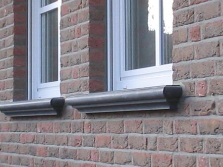 Fensterbank außen beton  Fensterbank außen aus Beton – Schubert-Fensterbänke